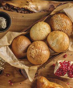 Ароматный  домашний подовый хлеб