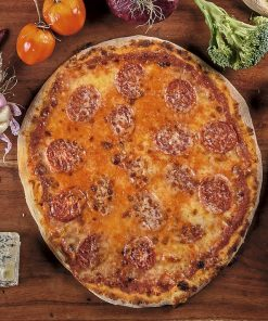Пицца  помидоры & сыр